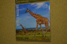 °°° calendrier 2020 twenty world wildlife