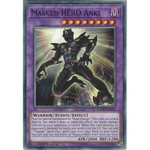 Yu-Gi-Oh Masked HERO Anki - LEHD-ENA36 - Common Card - 1st Edition