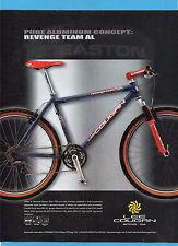 BICMON998-PUBBLICITA'/ADVERTISING-1998- REVENGE TEAM AL by LEE COUGAN