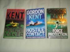 4 Gordon Kent Taschenbuch Romane-Englisch