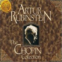 ARTUR RUBINSTEIN - THE CHOPIN COLLECTION 11 CD NEUF CHOPIN,FREDERIC