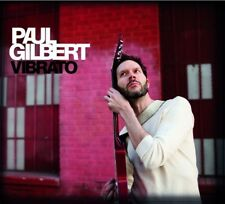 Paul Gilbert-vibrato CD NUOVO