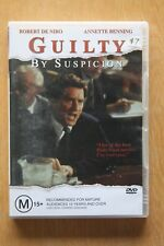 Guilty By Suspicion (DVD, 2003)         Preowned (D192)