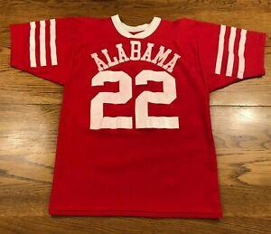 Vintage Alabama Football Jersey Youth Size L Large