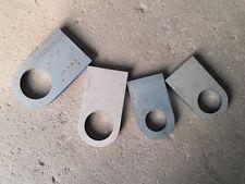 Lasche Bolzen-Lasche für Bolzen Durchmesser 35 mm