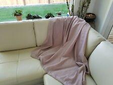 "CoolBlanket - Ripple Pattern Embossing, Lavender Color, Single Size64""x81"""