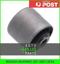 Fits NISSAN MURANO Z51 2007-2014 - Rubber Bush Diff Differential Mount Mounting