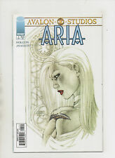 Aria #1 - Michael Turner Variant Cover - (Grade 9.2) 1999