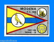 CALCIATORI PANINI 1967-68-Figurina-Sticker - MODENA SCUDETTO - Recuperata