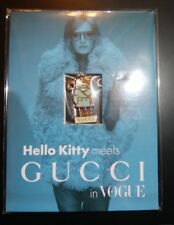 Hello Kitty meets GUCCI in VOGUE Japan / Key Charm / Key Accessory