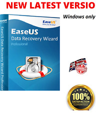 EaseUS Data Recovery Wizard v13.6 Full Version- Lifetime License Fast Delivery