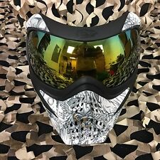 NEW V-Force Grill Thermal Anti-Fog Paintball Mask Goggle - SE Viking