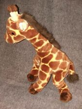 Ty Beanie Baby *SLAMDUNK* Giraffe Retired in 2007. Pre-owned great condition.