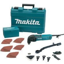 MAKITA TM3000CX4 240V MULTI-TOOL WITH 57 ACCESSORIES BRAND NEW IN BOX