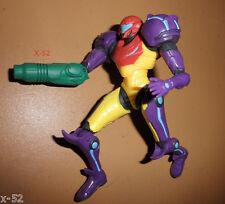 GRAVITY suit SAMUS figure METROID toy WORLD OF NINTENDO jakks pacific series