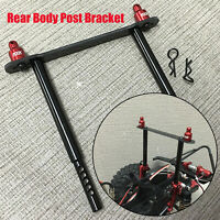Aluminum Auto Rear Shell Body Post Halterung für Axial scx10-ll 90046 RC Crawler
