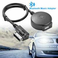 Car Wireless Audio AUX Module Auto Bluetooth Music Adapter For Mercedes-Benz