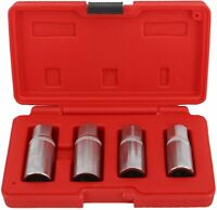 4pcs Metric Socket Stud Screw Extractor Remover Installer Tool Set 6, 8,10,12mm