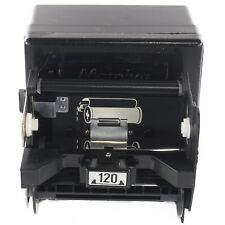 Mamiya 120 Roll Film Insert with case for 645 Super Pro TL 645E M645J 1000s M645
