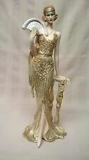 JULIANA BROADWAY BELLES OCTAVIA ART DECO STYLE PRETTY LADY FIGURE OR MODEL 58429