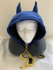 BRAND NEW!!!!  Kids Travel 'BATMAN' Neck Sleep Pillow Hood