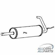 For Ford Transit 2.5D LWB VAN Turbo 96-00 Rear Exhaust & Tail Pipe - FE653A