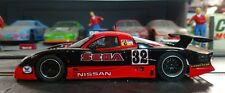 #32 SEGA Nissan 89C Group C 1/32nd Scale Slot Car Decals