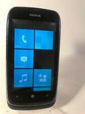 Nokia Lumia 610 - 8GB - Black (Unlocked) Smartphone Mobile