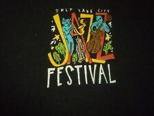 Salt Lake City Jazz Festival Vintage Shirt ( Used Size Xl ) Very Good Condition!