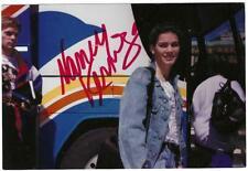 Nancy Kerrigan Signed Candid 3x5 Photo 1994  Autographed Figure Skating Olympics