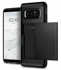 Galaxy Note 8 Case, SPIGEN Slim Armor CS Cover Case - Black