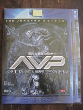 Alien vs. Predator (AVP) DVD Mandarin English AUDIO Multi Subtitles