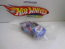 MATTEL/CHEVROLET MONTE CARLO STOCK CAR BURNHAM # 55 (Promo Car HO SLOT CAR NEW