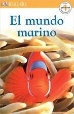 DK Readers: El Mundo Marino (Spanish Edition)