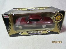 "ANSON COLLECTORS MODEL 1963 CHEVROLET IMPALA  NIB        ""~*"