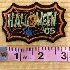 Girl Scout Fun Patch Halloween 2005