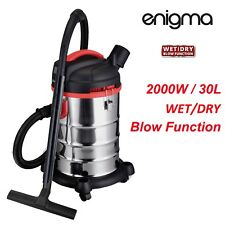 New 2000W 30L Wet & Dry Vacuum Cleaner and Blower Industrial bagless free AUpost