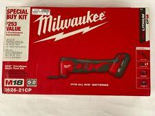 Milwaukee M18 18V Lithium-Ion Cordless Oscillating Multi-Tool Kit (UD8005681)