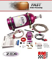 ZEX 82021 WET NITROUS KIT HONDA ACURA SPORT COMPACT 4 & 6 CYL. UNIVERSAL NOS N2O