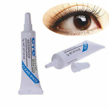 7g Clear Waterproof False Eyelashes Makeup Cosmetic Adhesive Eye Lash Glue