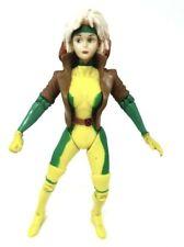 "1998 X-Men V. Street Fighter Rogue Action Figure Video Game Toybiz 5.5"" inch"