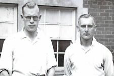 Repro Postcard 1932 Yorkshire & England Cricketers Bill Bowes, Hedley Verity 21K