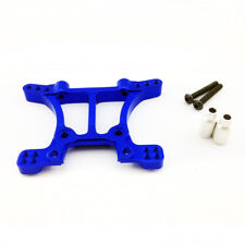 Traxxas Slash 4X4 1:10 Alloy Front Shock Tower, Blue by Atomik - Replaces 6839