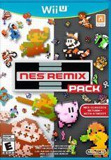 • NES Remix • Nintendo Wii-U • Digital Full Game • Vintage Super Mario, Zelda •