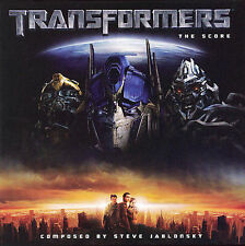 Transformers: The Score [Original Score] by Steve Jablonsky NEW, NOT SEALED