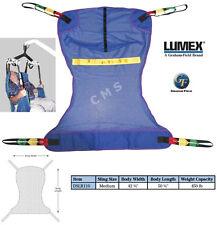 Graham Field LUMEX Mesh Full-Body Shower Sling Lift Medium DSLR110 E0621 FM110