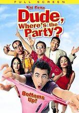 Dude, Where's The Party? DVD, Prakash Desai, Tan Tu, Ankur Patel, Kal Penn, Shaa