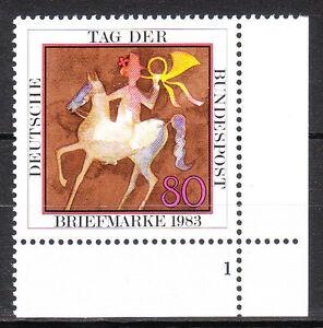 BRD 1983 Mi. Nr. 1192 Eckrand 4 Formnummer 1 Postfrisch TOP!!! (11217)