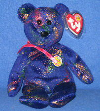 TY COMET the BEAR BEANIE BABY - MINT  with MINT TAGS - PLEASE READ