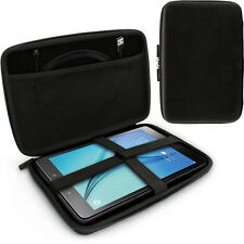 "NERO Hard Carry Case per Samsung Galaxy Tab un 9,7 ""sm-t550 cover Sleeve Pouch"